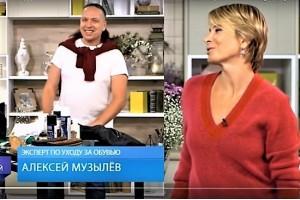 0.021 Алексей Музылёв на НТВ в программе Студия Юлии Высоцкой
