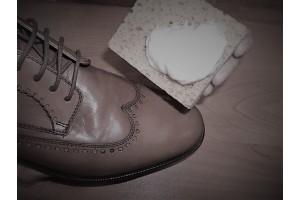 0.148 Ежедневный уход за демисезонной обувью из гладких кож