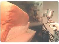 0.064 - 23 июня 2012 г. - Восстановление финишной отделки пигментированной кожи часть 2