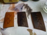 0.078 - 16 мая 2013 г. - Краски для кожи. Обзоры, сравнения, эксперименты, техники нанесения