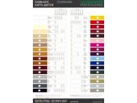 0.082 - 4 июня 2013 г. - Карта цветов ТМ Salamander