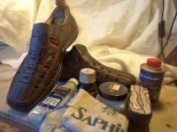 0.095 - 18 мая 2014 г. - Красим обувь на раз, два, три