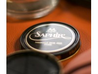 0.145 Крем для обуви Saphir MEDAILLE D'OR 1925 Paris Pate de luxe. Технологии яркого блеска