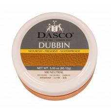 Жир для гладкой кожи, DASCO DUBBIN, пласт. банка, 100мл. (бесцветный) - арт. А3333