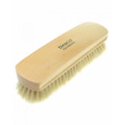 Щетка для полировки обуви, DASCO HORSEHAIR, бук, конский волос, 14см. - арт.А5801