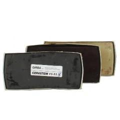 Воск абразивный для отделки подошв, каблуков и рантов, GIRBA - CERASTEIN, 500гр. - арт.4213