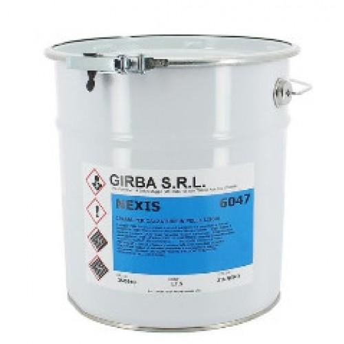 Финишный крем для отделки гладкой кожи, GIRBA - NEXIS, ж/б, 5000мл. - арт.6047/5L