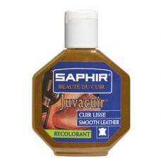 Saphir (Сапфир) краска для гладкой кожи густая Juvacuir арт 0803