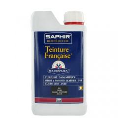 Краска для обуви из всех типов кожи Saphir (Сапфир) Teinture francaice 500 мл арт 0814