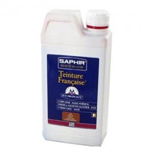 Saphir (Сапфир) краска для всех типов кожи Teinture francaice 1000 мл арт 0816