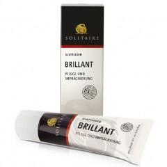 Крем-краска для обуви Brillant Solitaire 75мл. арт.5384