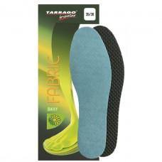 Стельки для обуви ежедневные - микрофибра, латекс Fabric Tarrago (Испания) арт.ID1202