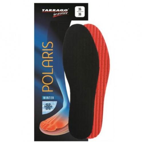 Стельки для обуви зимние - флис, латекс Polaris Tarrago (Испания) арт.IW1292