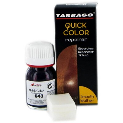 Tarrago (Тарраго) краска для гладкой кожи QUICK COLOR  арт.TDC83
