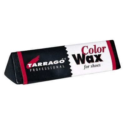 Воск-карандаш, для обработки рантов, каблуков и подошв - COLOR WAX Tarrago плитка 140гр. арт.TPV69