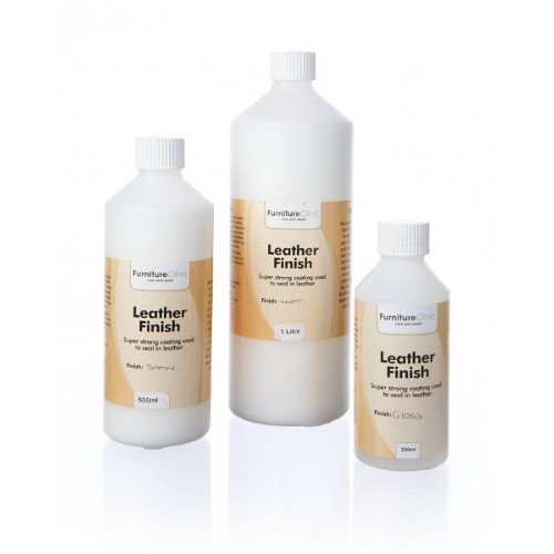 Защитный лак для кожи (Leather Finish)