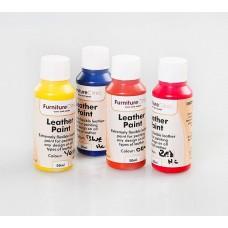 Краска для рисования на коже LeTech (Англия) (Leather Paint) 50 мл