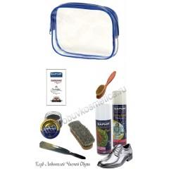 Saphir feshion classic Набор для ухода за обувью подарочный в сумке Роскошное предложение