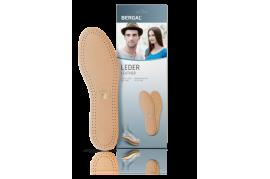 Стельки для обуви кожаные